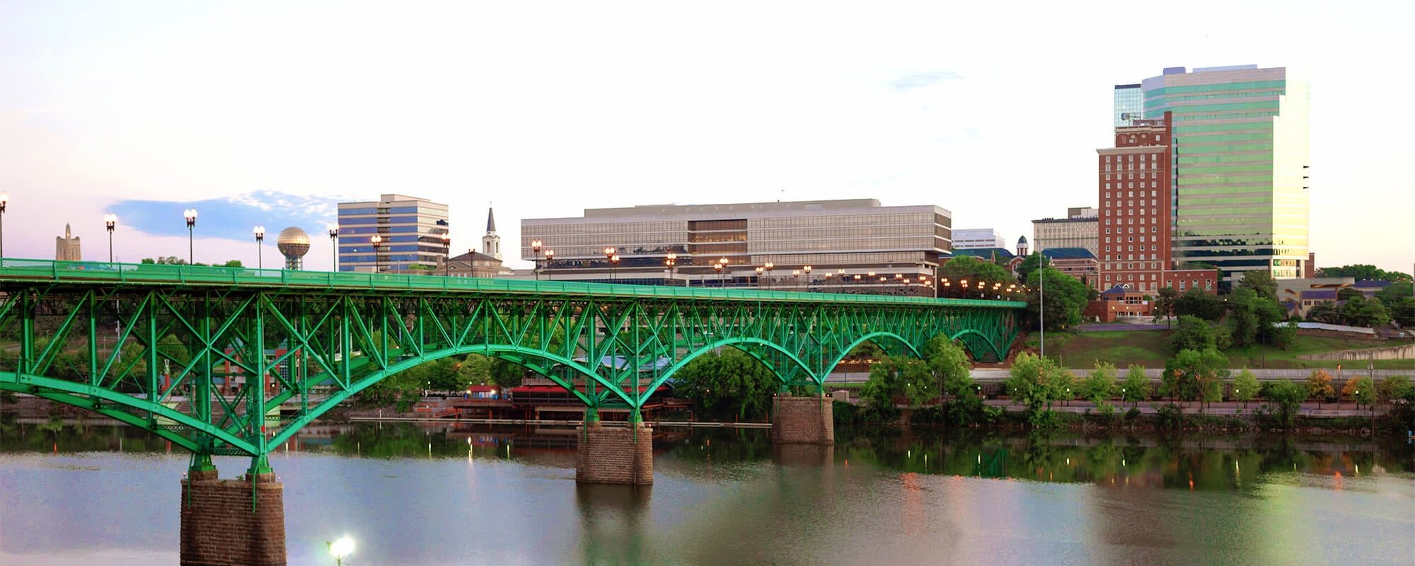 LHP Capital, LLC is Located in Downtown Knoxville, Tennessee